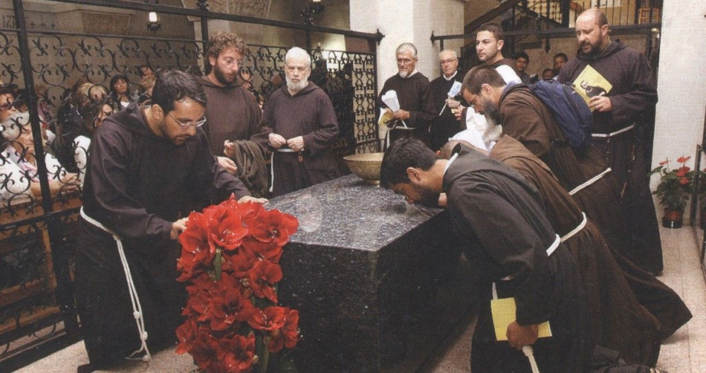 Padre Pio's Tomb