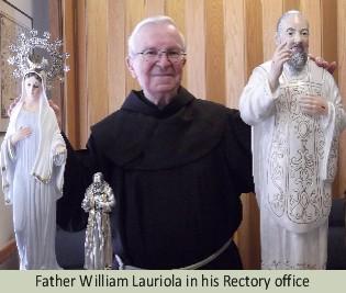 "Image result for Father Guglielmo ""William"" Lauriola"""
