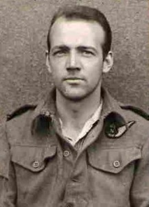 Desmond Montague - An officer of the Royal Canadian Air Force during World War II