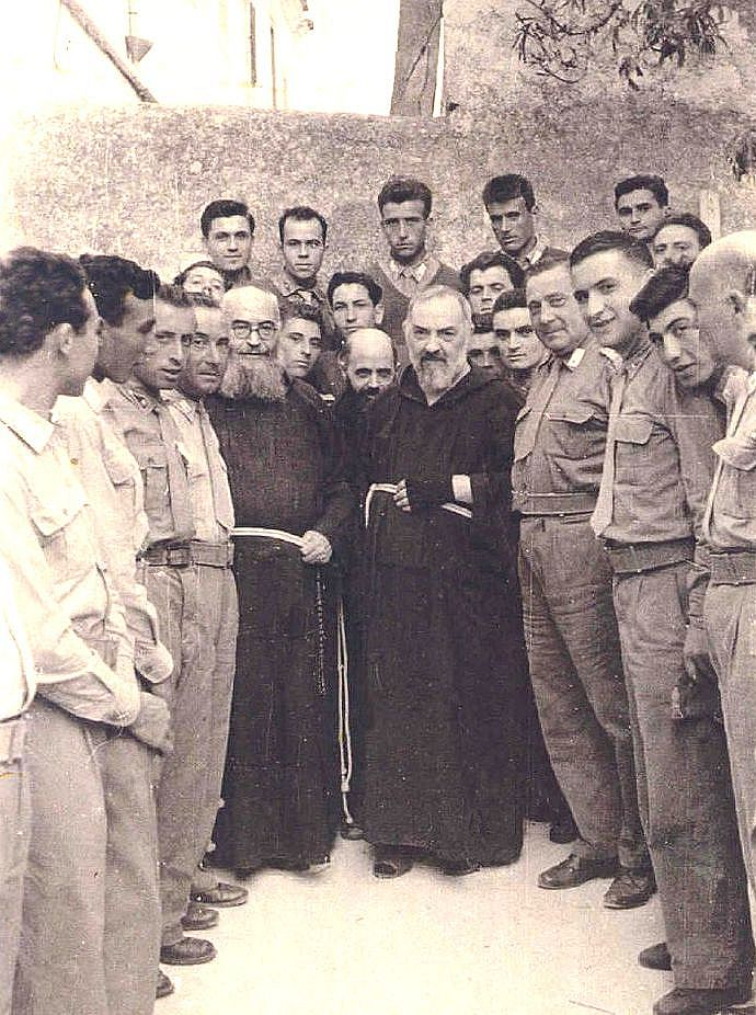Pray Hope And Don T Worry Issue 64 July 2015 Padre Pio Devotionspadre Pio Devotions
